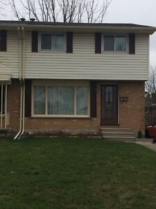 For rent June 1st semi $1250