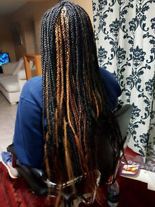 Afro Caribbean/African Hair Braiding,Weaves,Dreadlocks,Twists,Co North Shore Greater Vancouver Area image 2