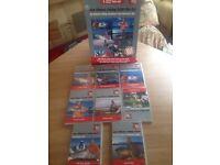 John Wilson fishing safari box set