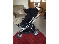Quinny Buzz and Maxi Cosi Cabrio fix car seat. Excellent condition! Bargain!