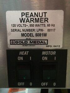 Roasted Nut Warmer