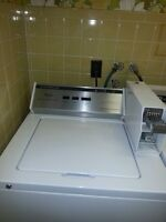 Commercial Washer Available Immediately