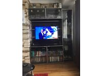 Samsung Smart 3D TV & Bluray with glasses and Wifi dongle