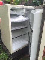 apartment freezer