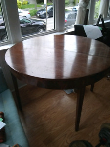 Free antique table!
