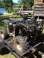 2012 ATV for sale with ownership!!!
