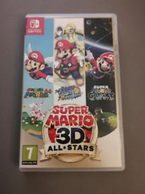 SuperMario 3D allstars.