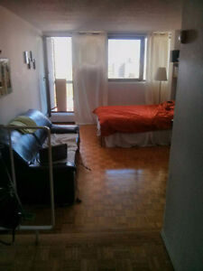 summer sublet downtown(2 mins from guyconcordia metro)