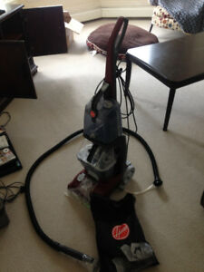 Hoover Power Scrub Carpet Cleaner - Like New, Works Great!