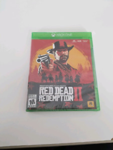 Red Dead Redemption 2 New