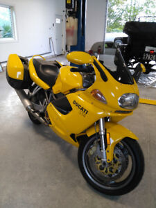 Ducati ST4 Sports Touring Motorcycle
