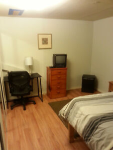 Nice room for rent - Close to Westdale Mall Sept 1
