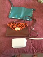 3 brand new clutches only 10$!