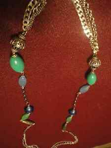 Multi Stone Necklace New (Reduced)