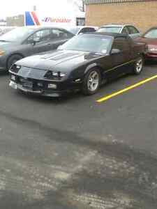 1989 iroc convertible for sale or trade