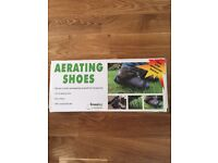 Garden Aerating Shoes