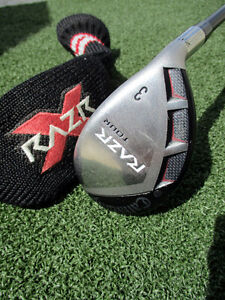 Calloway Razr Tour 3 Hybrid with Original Head Cover. Right Hand