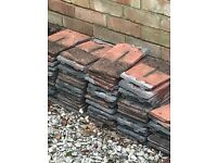 Roof tiles - at least 250