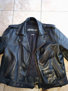 Jacket for motorcycle scream eagles size 44
