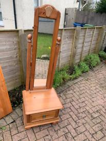 Freestanding mirror £39