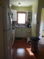 2 bedroom house just off Whyte Ave