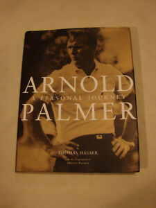 ARNOLD PALMER A Personal Journey COFFEE TABLE BOOK