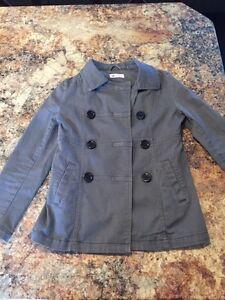 Girls fall jacket / peacoat London Ontario image 1