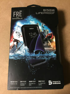 Lifeproof FRE Cases for Samsung Galaxy S8 Plus, S7, & S4