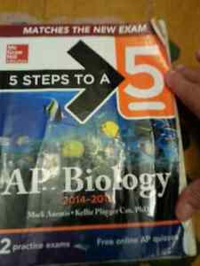 AP Biology   5 steps to A
