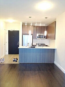 Coquitlam Centre One Bedroom Highrise Apartment for Rent