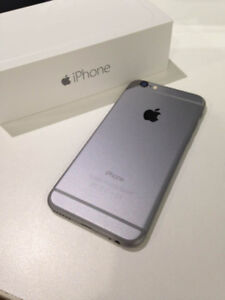 16GB iPhone 6 (case included, original packaging)