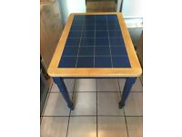 Farmhouse table. Free delivery.