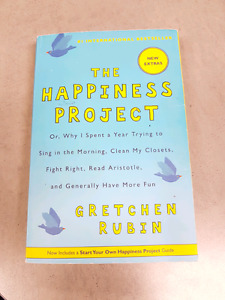 PROJECT HAPPINESS *BRAND NEW* book