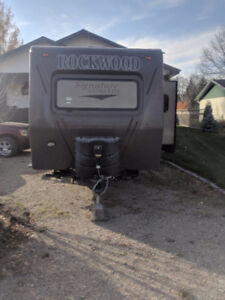 Rockwood Ultra Lite (Model 8311ss) Travel Trailer 2013