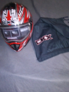 CKX helmet with chin guard