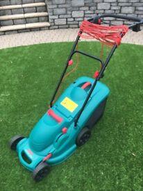 Lawnmower Bosch Rotak 34c