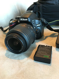 HOT DEAL! Nikon D5100, 16.2MP Digital SLR, With 18-55mm Zoom Len