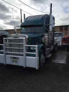 freightliner classic 2007
