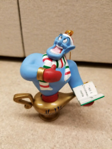 Genie Christmas Ornament