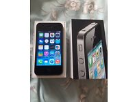 iPhone 4 unlocked 32Gb boxed