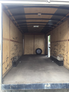 2013 FROR ENCLOSED TRAILER