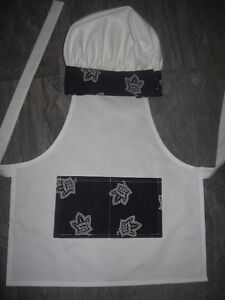 Childrens Apron & Chef Hat Sets