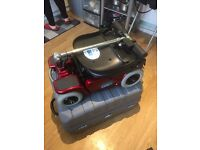 SUITCASE LUGGAGE AIRPLANE FRIENDLY MOBILITY SCOOTER