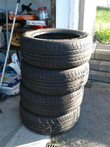 4 Winter tires to sell 205/55/16