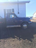 Ford F450 PK Flat bed