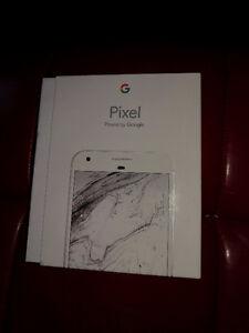 Brand new in box Google pixel