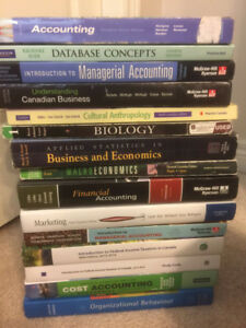 University of Windsor textbooks. Very cheap