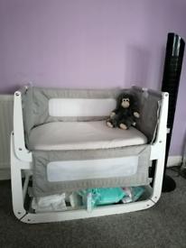 Snuzpod 3 baby crib