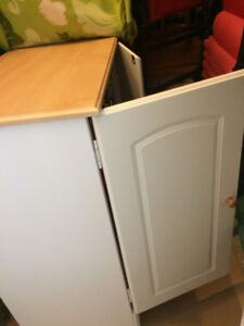 IKEA Hutch & Cabinet with Drawers **NEW**