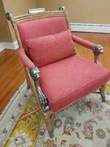 2 Ralph Lauren Armchairs